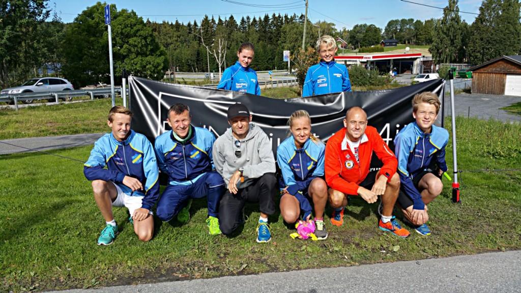 Jørgen Bratvold, Thomas Lundstad, Liv Nordengen, Per Øyvinn Andersen, Nils J. Olsen og Jonas Solberg.