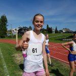 Anna Birgitte etter 60 m debut
