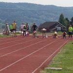 Start 100 m G15